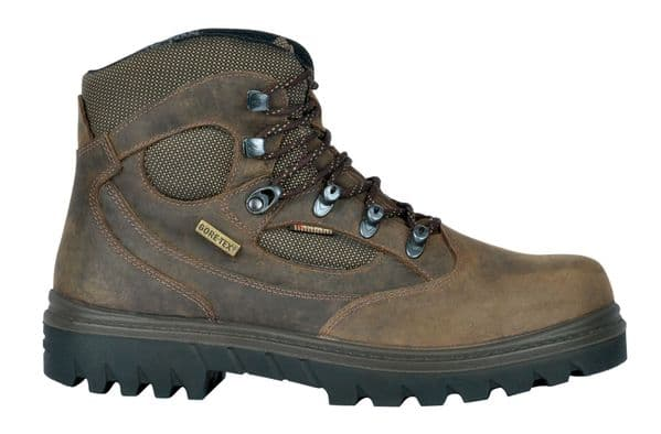 Cofra San Cristobal  Brown Leather Gore-Tex S3 Safety Boots